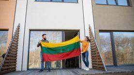 LRT kviečia gyventojus išsikelti Lietuvos vėliavą, mūsų vienybės simbolį