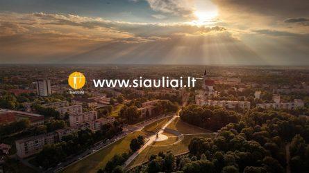 Įvyko tradicinė pirmadienio Šiaulių miesto savivaldybės spaudos konferencija