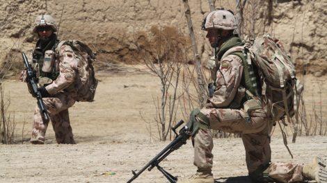 Į Lietuvą grįžo dalis Afganistane dislokuotų karių