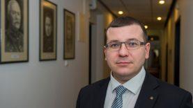 Krašto apsaugos ministerijoje - vadovybės pokyčiai