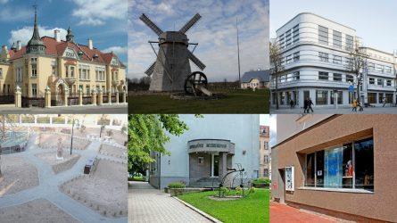 """Šiaulių """"Aušros"""" muziejaus padaliniai atveria savo duris"""
