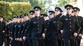 Stojantiesiems į Lietuvos karo akademiją karantinas ne kliūtis – motyvaciniai pokalbiai vyks nuotoliniu būdu