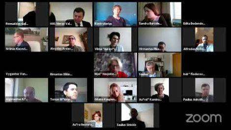 Tiesiogiai transliuojamas Kėdainių rajono savivaldybės tarybos jungtinis visų komitetų posėdis