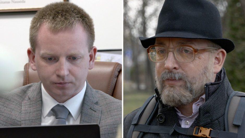 """Laidoje """"Nepažintas meras"""" Marijampolės vadovas sulaukė kritikos strėlių"""