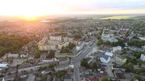 Informacija dėl darbo Joniškio rajono savivaldybės administracijoje, seniūnijose