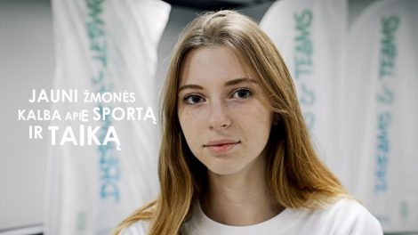 Apie sportą, kuris vienija, ugdo ir skatina taiką – Lietuvos jaunimas (video)