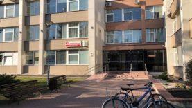 Tauragėje jau veikia Karščiavimo klinika