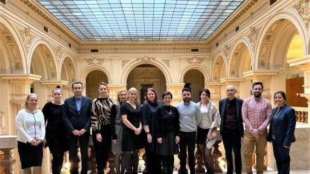 Šiaulių valstybinė kolegija – tarptautinio tinklo narė