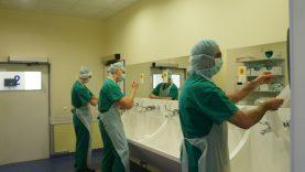 Ligoninės epidemiologai paminės Pasaulinę rankų higienos dieną