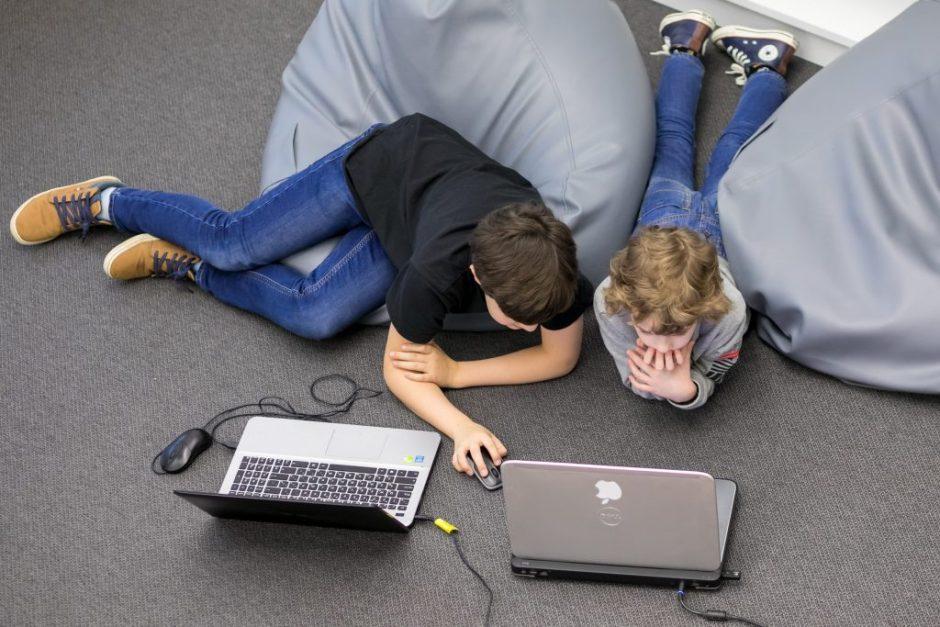 Karantino galimybes išnaudojantis Vilnius sukūrė virtualių pamokų platformą