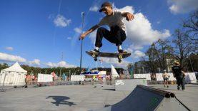 Vilniaus savivaldybė sporto iniciatyvų projektams paskirstė 0,7 mln. Eur