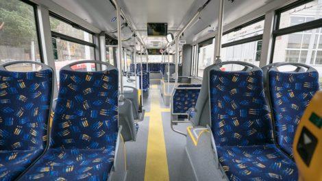 Vilniaus viešasis transportas atsinaujina – pirks 15 naujų troleibusų