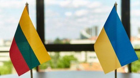 Lietuvos ir Ukrainos energetikos ministrai aptarė elektros nepirkimą iš Astrave statomos atominės elektrinės