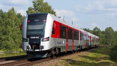 Pradedami grąžinti vietiniai traukinių reisai