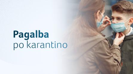 Seimas patvirtino pagalbą po karantino: naudą pajus 1,4 mln. Lietuvos gyventojų
