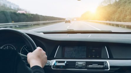 Parengtos rekomendacijos dėl vairavimo egzaminų ir mokymų organizavimo