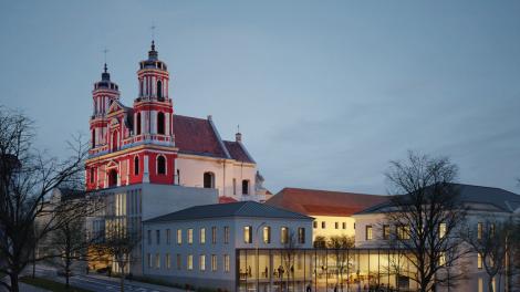 Istorinis kvartalas prie Lukiškių a.– savivaldybės sprendimas paskatino rasti kokybiškesnės architektūros kontūrus