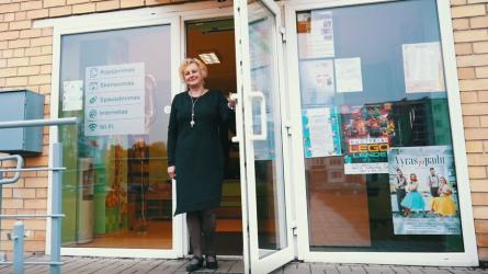 Bibliotekos atveria duris lankytojams