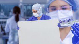 Kovai su COVID-19 rajono gydymo įstaigoms paskirstytos lėšos