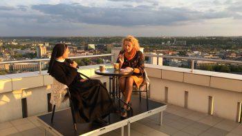 Antras gegužės šeštadienis: pokalbis apie Mariją su ses. Agniete Ivaškevičiūte OSB