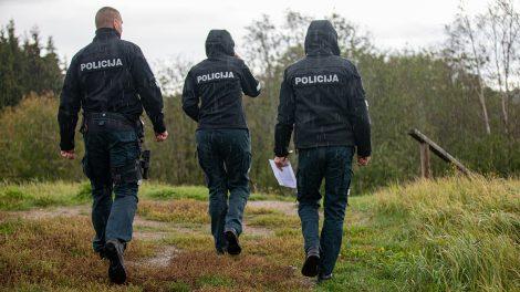 Policijos paramos ir labdaros fondo vadovu išrinktas Renatas Požėla
