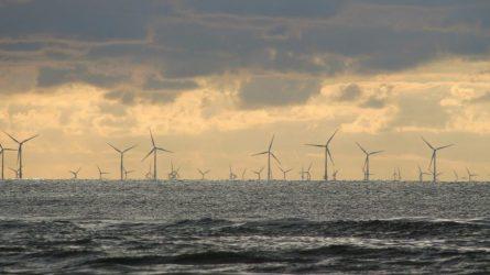 Energetikos ministerija parengė pasiūlymus dėl vėjo elektrinių Baltijos jūroje vietos ir galių