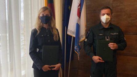 Policija aktyviau bendradarbiaus su Aplinkos apsaugos departamentu