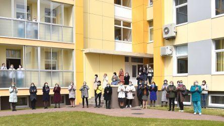 Tarptautinę slaugytojų dieną – sveikinimai ir koncertas