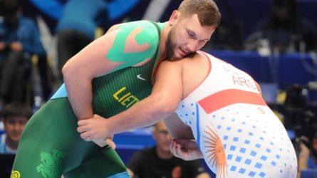 Pasaulinis karantinas sugrąžino M. Knystautui olimpinę viltį