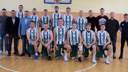 Vilkaviškio krepšininkai RKL reguliarųjį sezoną baigė 1-oje vietoje!