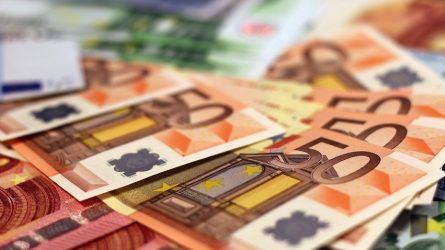 Gelbėti ekonomikai kuriamas Pagalbos verslui fondas