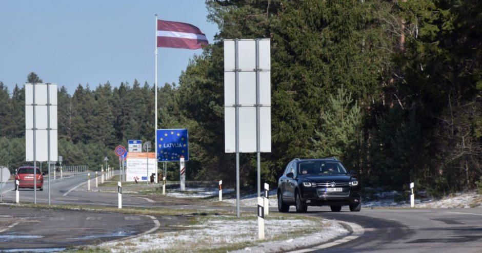 R. Tamašunienė: nuo gegužės 18 dienos veiks dar vienas pasienio su Latvija kontrolės punktas