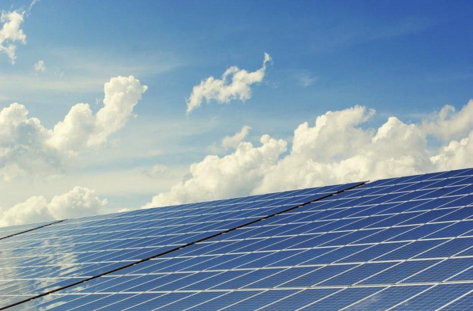 Skirtos subsidijos atsinaujinantiems energijos ištekliams panaudoti