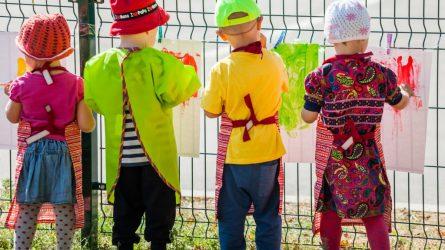 Nuo pirmadienio vėl veiks Vilniaus darželiai – vaikus planuoja atvesti trečdalis tėvų