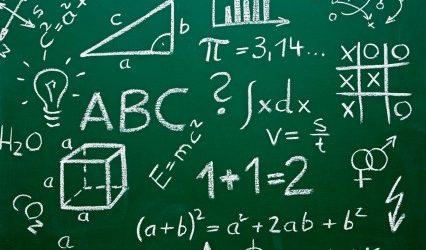 Matematika yra mokslų tarnaitė