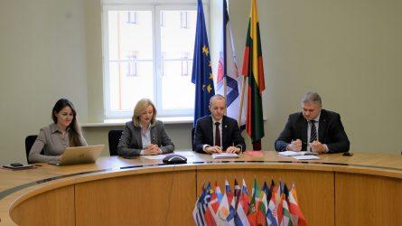 Vidaus reikalų ministrės pokalbyje su Europos komisaru krizių valdymui – ES civilinės saugos centrų steigimo Lietuvoje klausimai