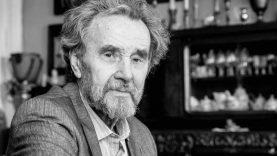 Kultūros ministras reiškia užuojautą dėl rašytojo Eugenijaus Ignatavičiaus mirties