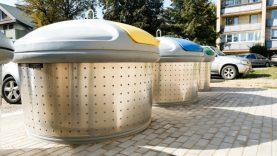 Atliekų rūšiavimas – būtinas dėl švaros ir taupumo
