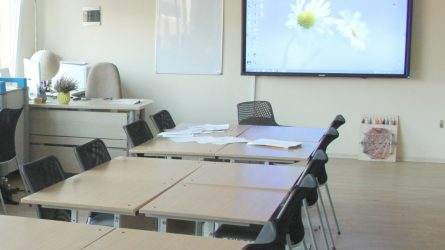 Šiauliuose mokiniai į klases negrįš iki birželio 1 d.