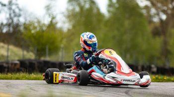 Rokas Baciuška lenktyniaus Lietuvoje ir pateiks siurprizų savo gerbėjams
