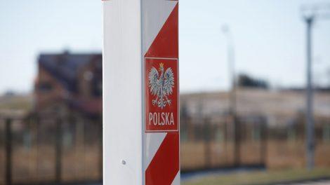 Lenkija pratęsė vidaus sienų kontrolę, toliau draudžiamas tranzitas