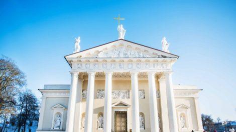 Parengtos rekomendacijos maldos namams