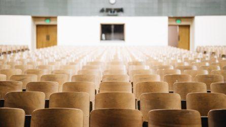 Pareigūnai bus rengiami statutinėje kolegijoje