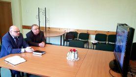 Aptarta tolimesnė Joniškio žemės ūkio mokyklos Žeimelio filialo veikla