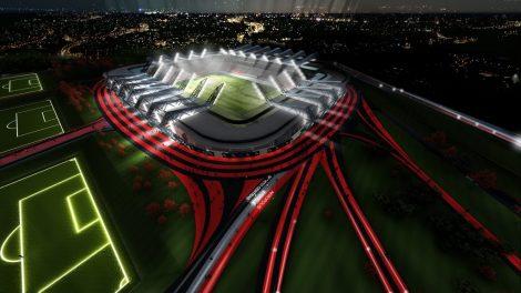Nacionalinės valdžios sprendimu sužlugdytas Daugiafunkcio komplekso projektas