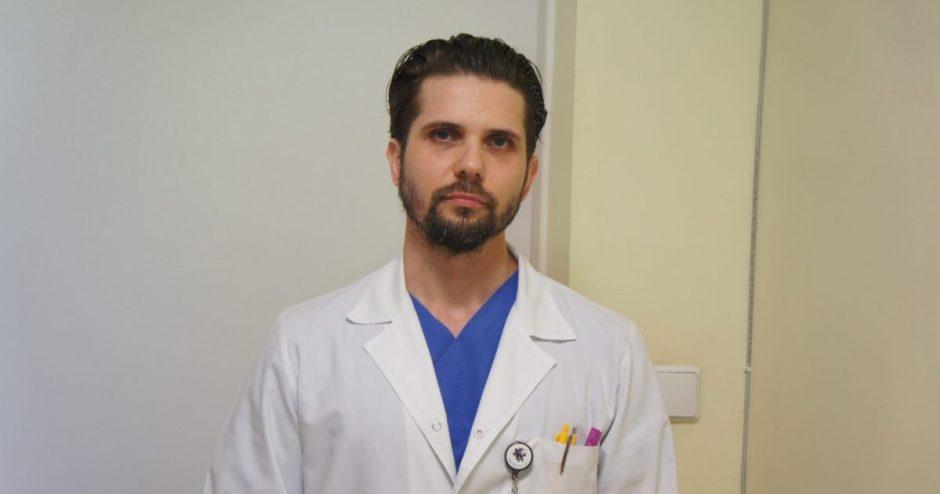 SĖKMĖS ISTORIJA Ligoninės ortopedai traumatologai pirmieji Lietuvoje panaudojo nervo implantą