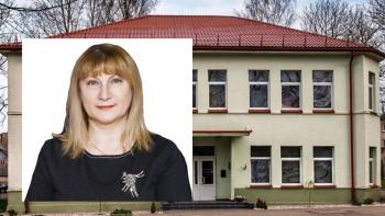 Albina Damašauskienė: Šiandien atsistatydinau iš Meno mokyklos direktorės pareigų