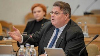 Lietuvos pastangoms kovoje su COVID-19 – pasaulio valstybių dėmesys