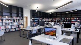 Bibliotekose jau gali pradėti veikti skaityklos