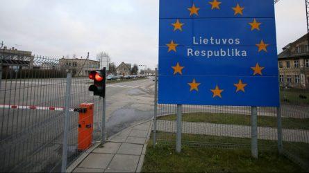 R. Tamašunienė: siūlome panaikinti sienų kontrolę su Latvija